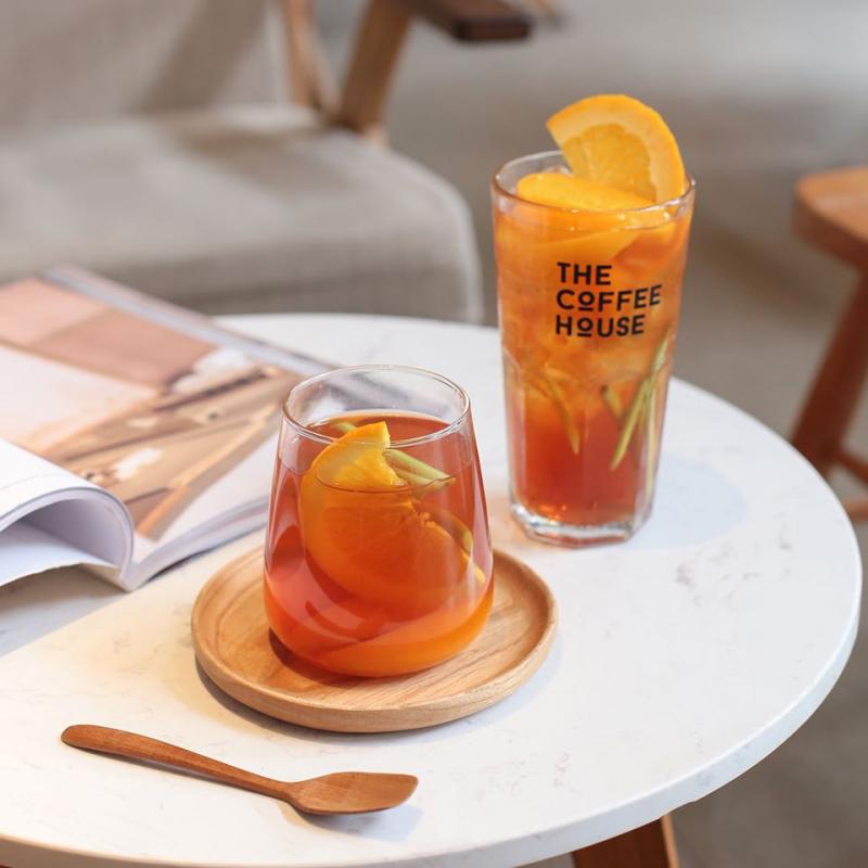 Top 10 Quán cà phê có món trà đào cam sả ngon nhất Huế