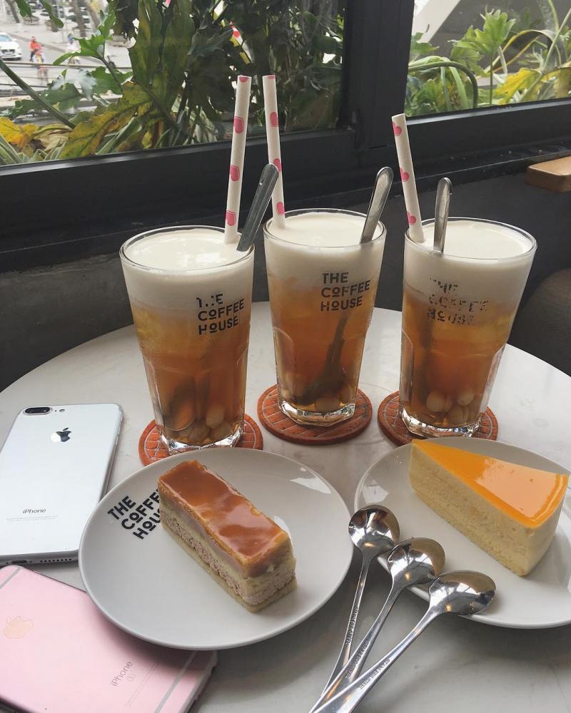 Một trong những quán cafe đẹp nhất tại Hào Nam