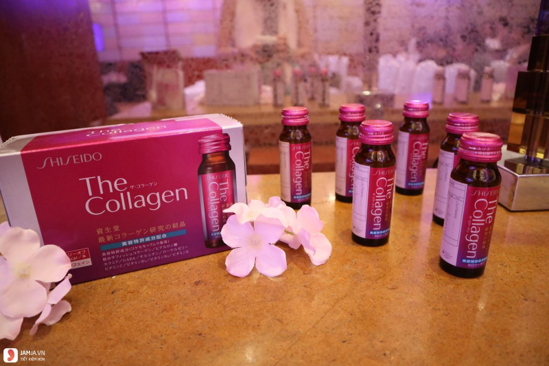 The Collagen Shiseido Nhật Bản Dạng Nước