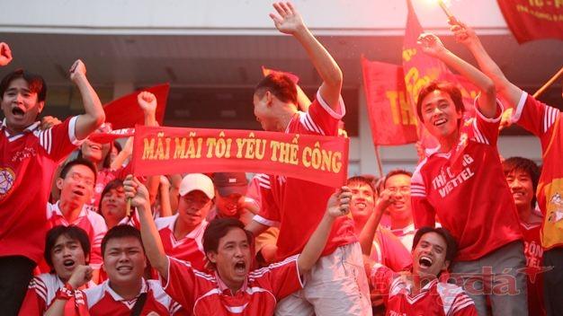 Câu lạc bộ bóng đá Thể Công