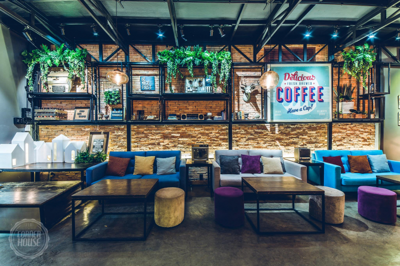 The Corner House Coffee