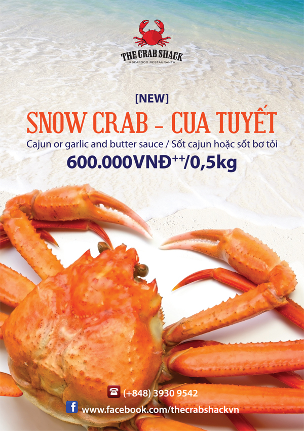 The Crab Shack - Hải Sản Kiểu Mỹ