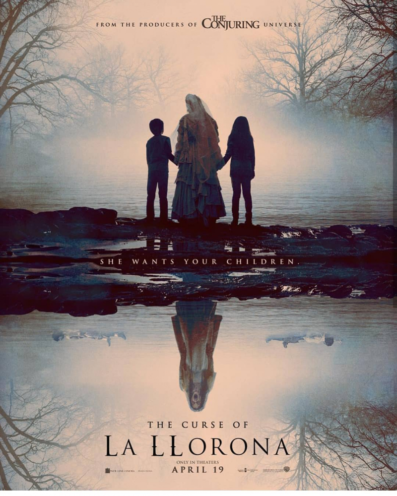 The Curse of La Llorona (19/4)