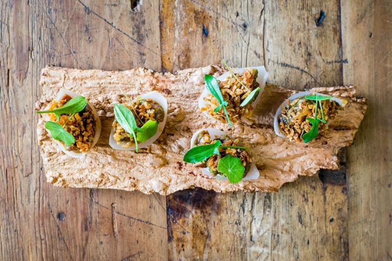 Các món ăn tại The Dairy lấy cảm hứng từ nền ẩm thực Bắc Âu