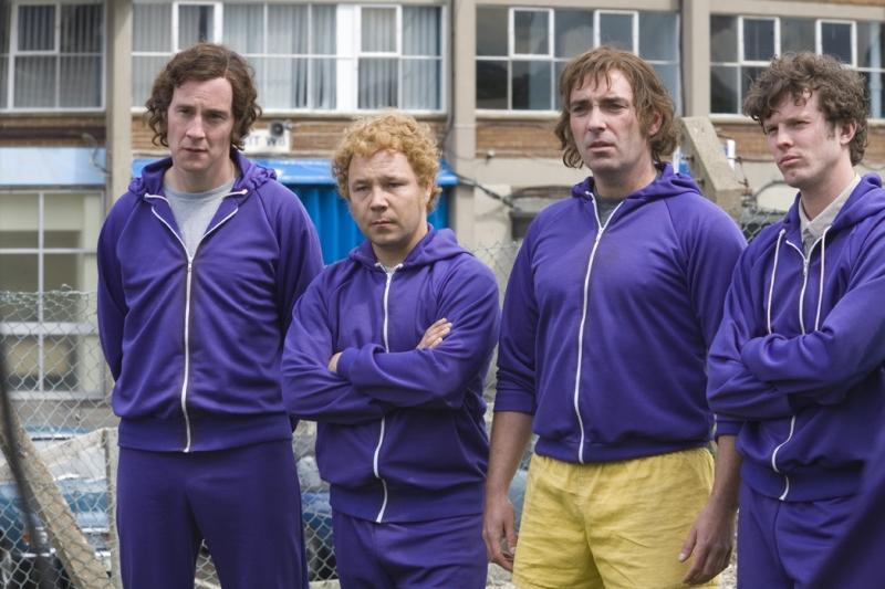 Một số nhân vật trong The Damned United (2009)
