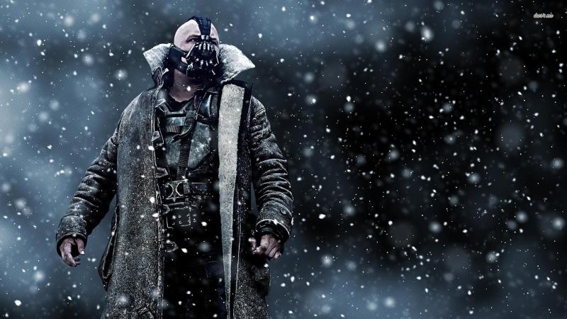 Phim The Dark Knight Rises