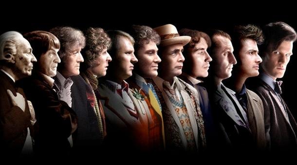 Rất nhiều nhân dạng bí ẩn của The Doctor