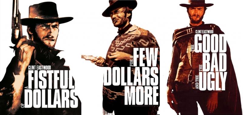 Bộ ba phim The Dollars