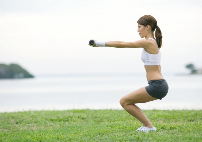 Thể dục đều đặn giúp cơ thể dẻo dai