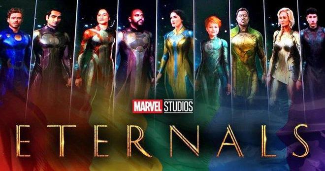 The Eternals - Chủng Loài Siêu Đẳng (2021)