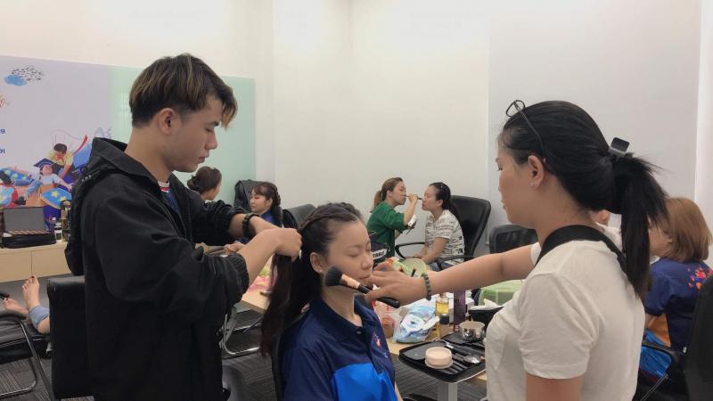 The Face Makeup Studio