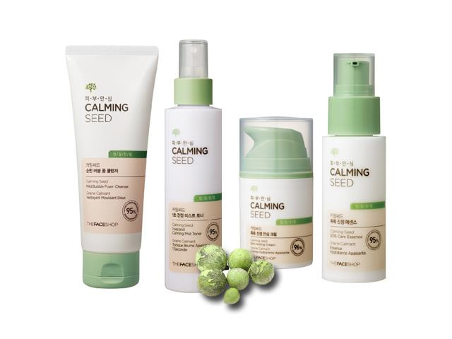 Sản phẩm The Face Shop Calming Seed.