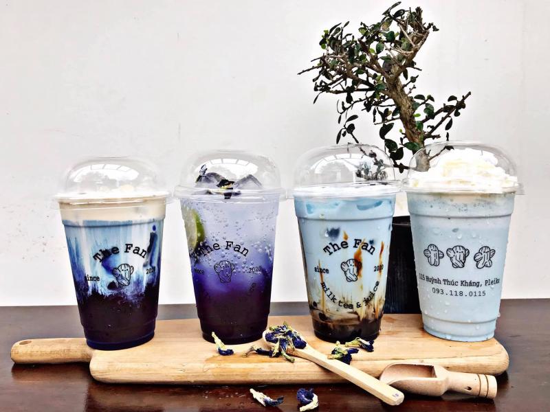 The Fan - Coffee & Milktea