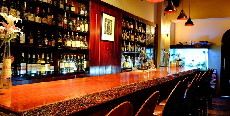 The First Bar