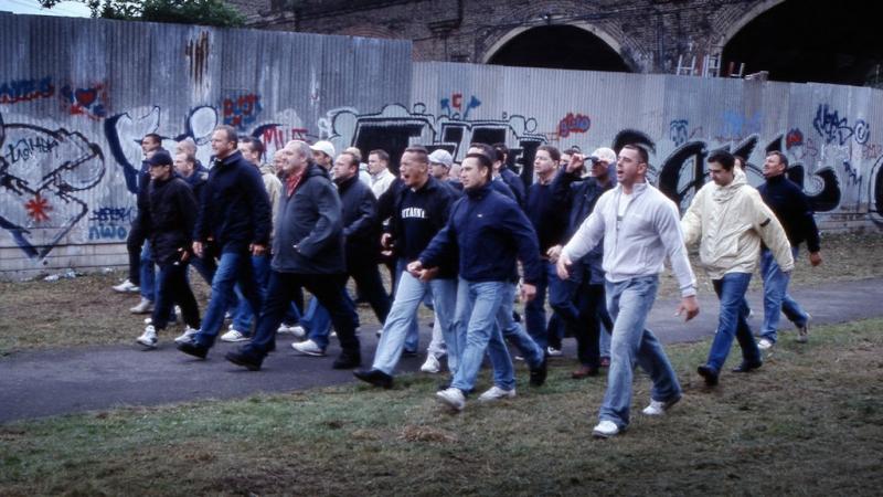 Một cảnh quay trong The Foodball Factory (2004)