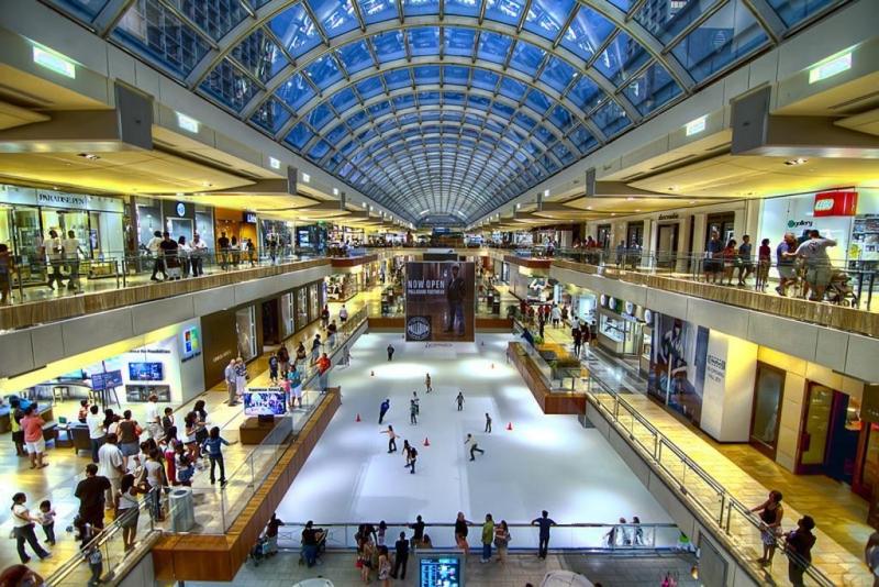 Trung tâm The Galleria