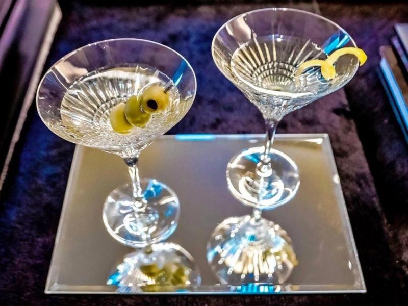 Sự kết hợp độc đáo giữa Le Meridien và Swarovski - Cocktail The Getaway
