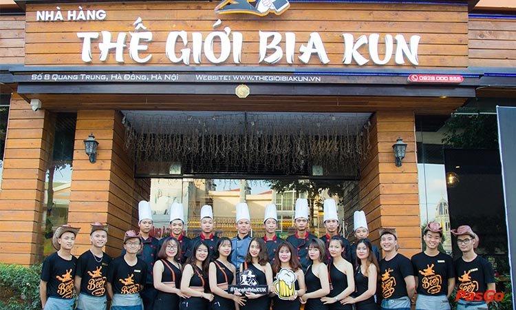 Nhà hàng Bia Kun