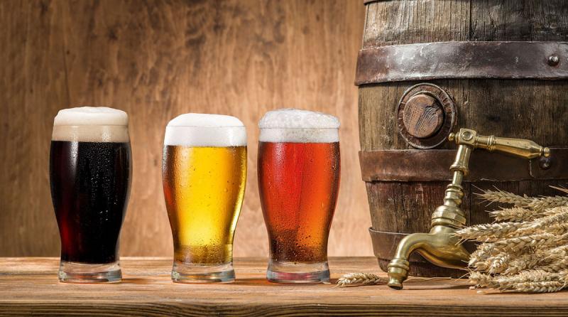 Thế giới bia tươi với hơn 10 năm kinh nghiệm phân phối bia hơi.