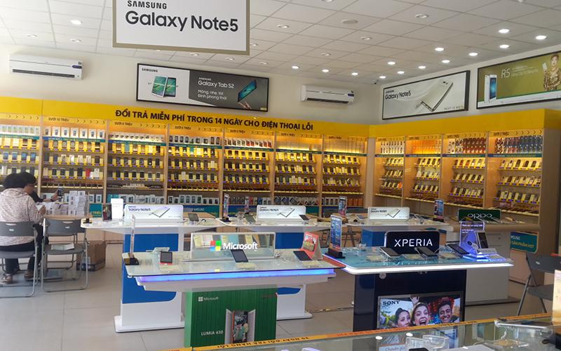 Top 5 Cửa hàng bán Iphone uy tín nhất tại Bến Tre