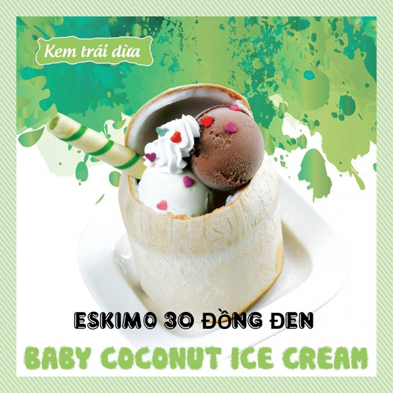 Eskimo 30 Đồng Đen -