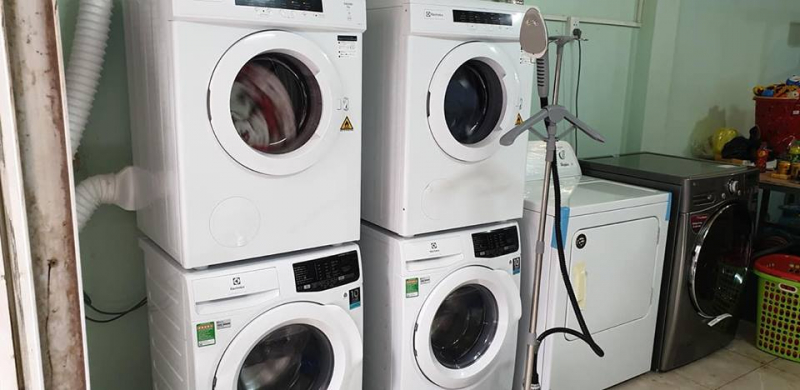 Thế giới giặt là