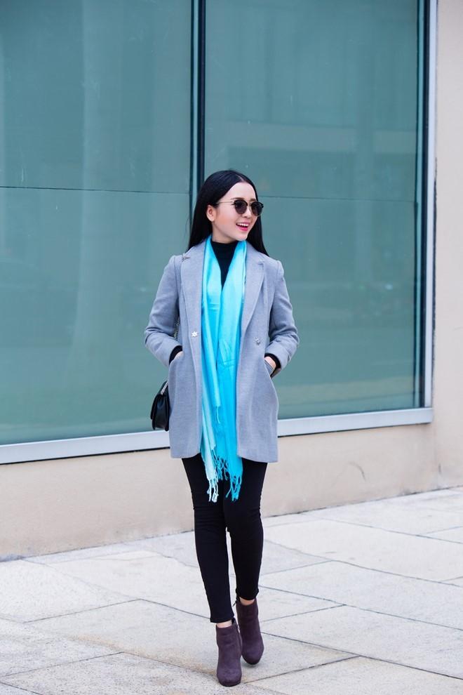 Thê giới khăn đẹp giúp bạn trở thành một fashion star thực thụ