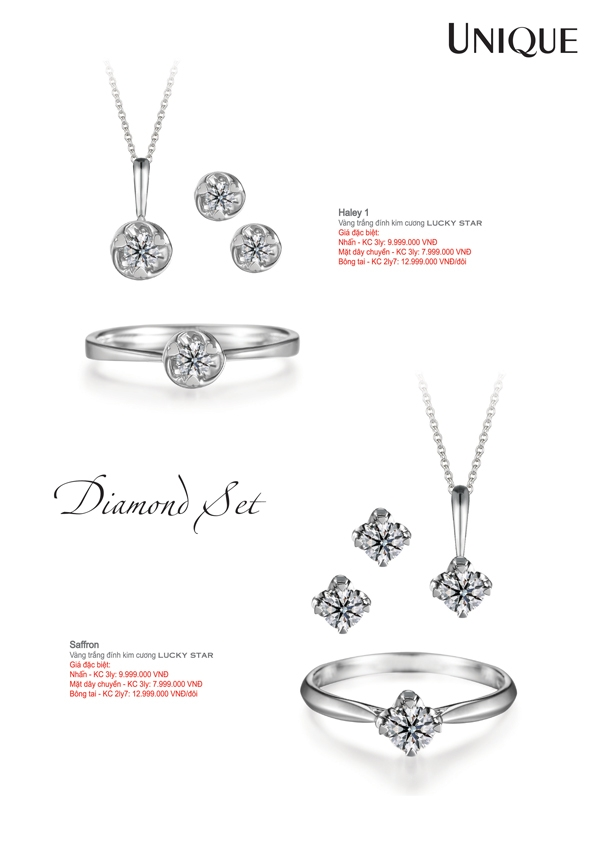 Thế Giới Kim Cương - Diamond World