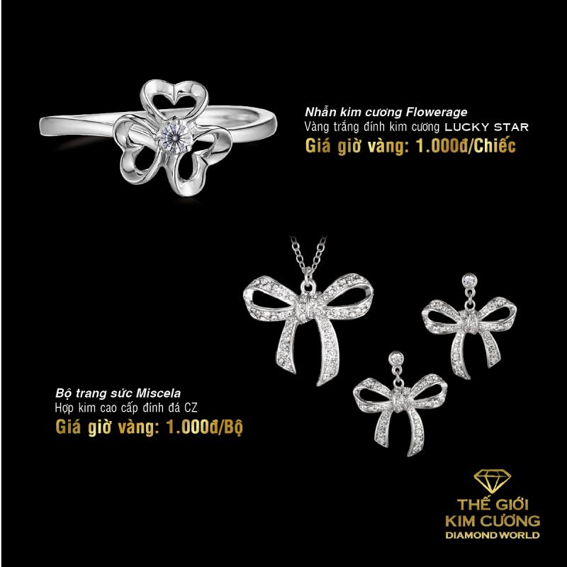 Thế Giới Kim Cương- Diamond World