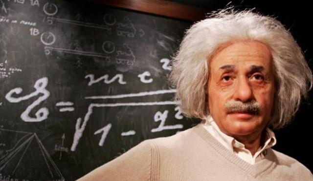 Tác giả Albert Einstein