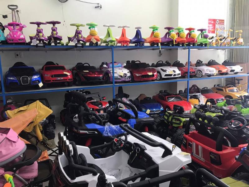 Thế giới xe cho bé - Baby Plaza Đà Nẵng