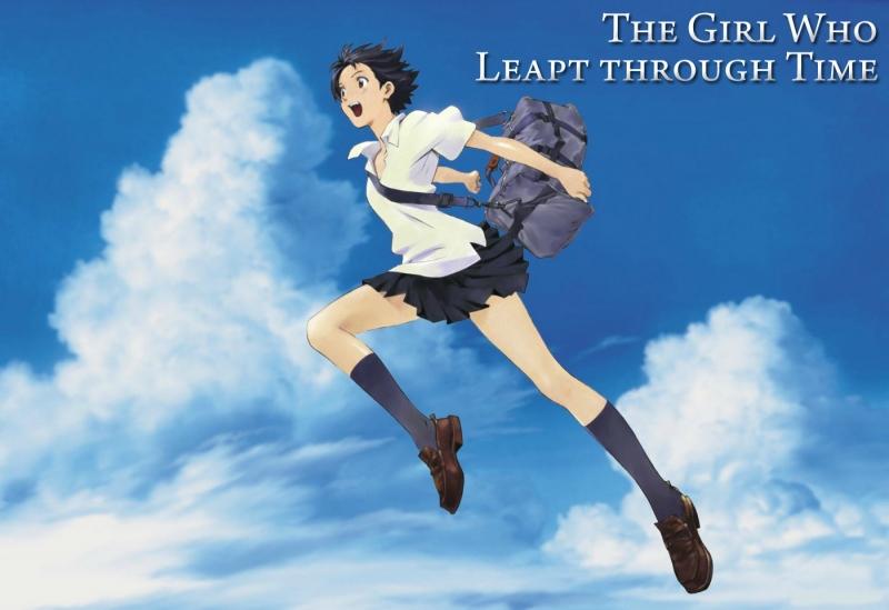 The Girl Who Leapt Through Time  - Cô gái đi xuyên thời gian
