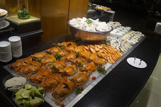 The Grill Buffet - Saigon Prince Hotel