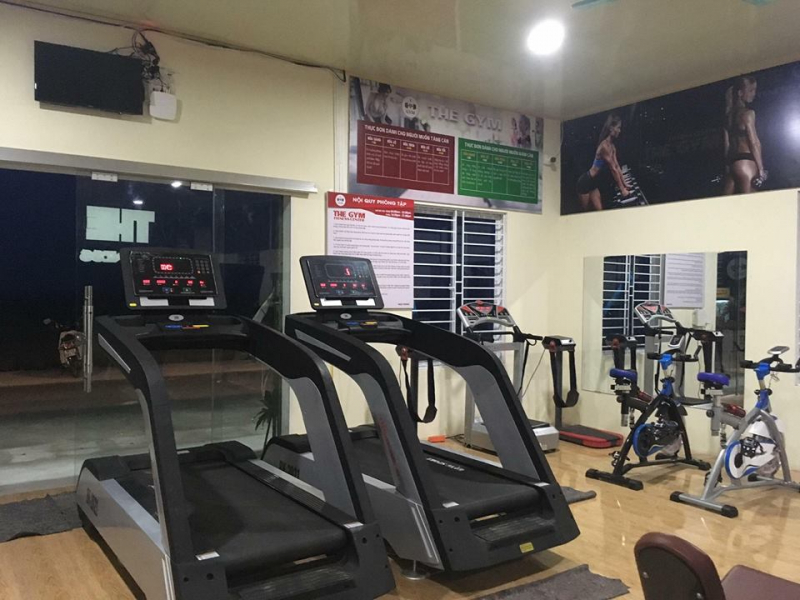 The Gym Fitness Center - Nam Định