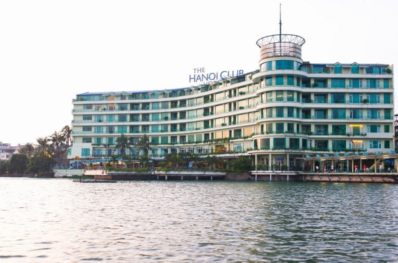 Hanoi Club Hotel & Lake Palais Residences