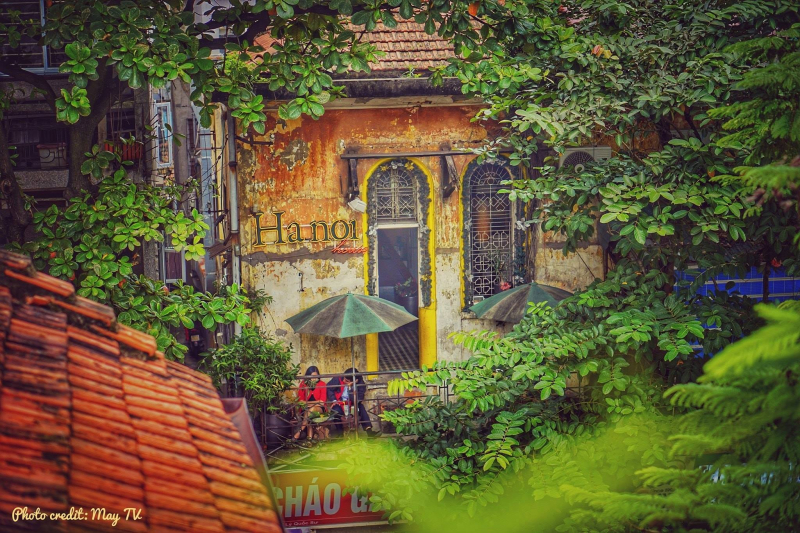 The Hanoi House Cafe