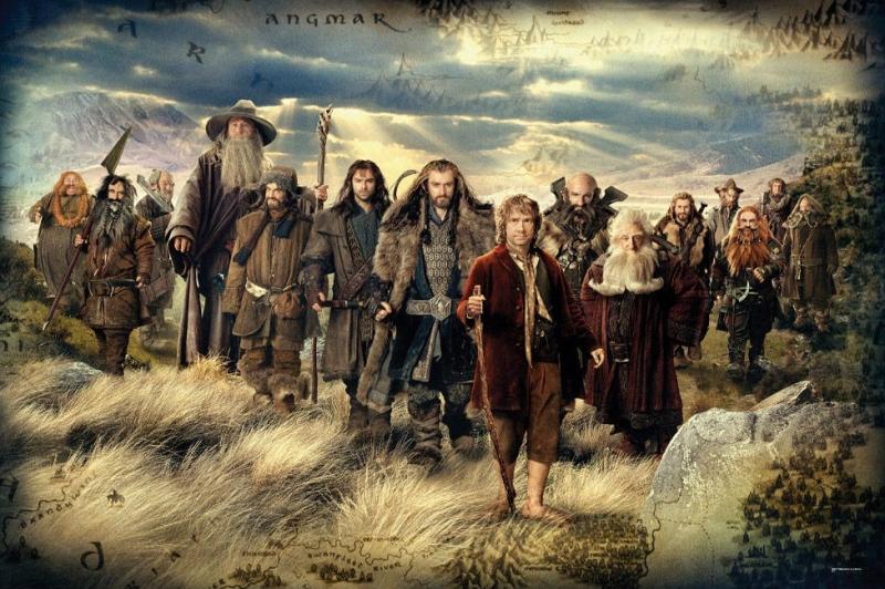 Bộ ba phim The Hobbit