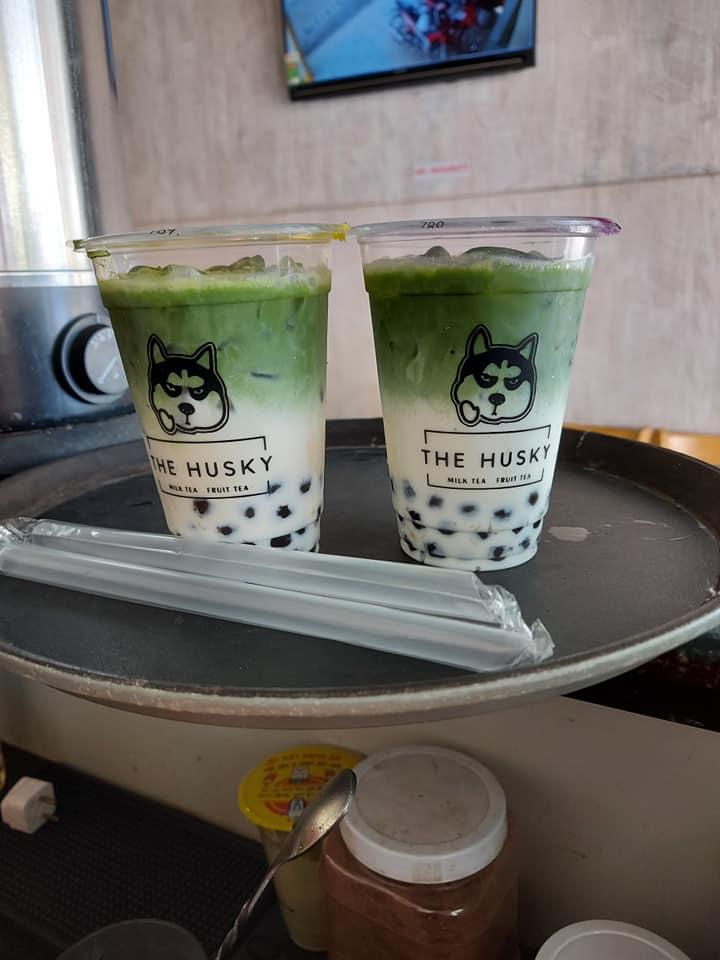 The Husky Milk Tea
