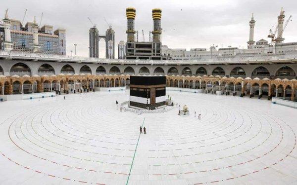 The Kaaba (Mecca, Ả Rập Saudi)