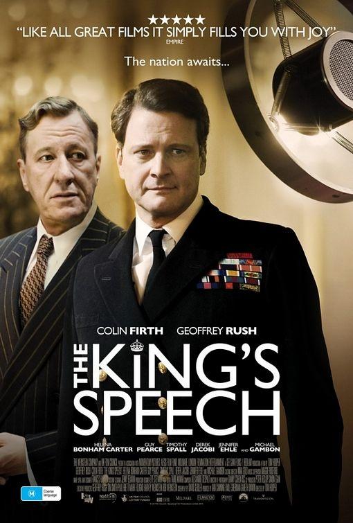 The King's Speech - Bài diễn văn nổi tiếng của vua George VI