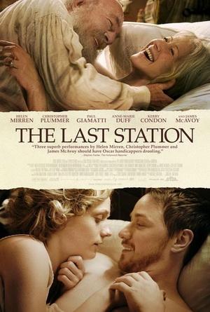 The Last Station - Chặng đường cuối cùng của đại thi hào Nga Lev Tolstoy