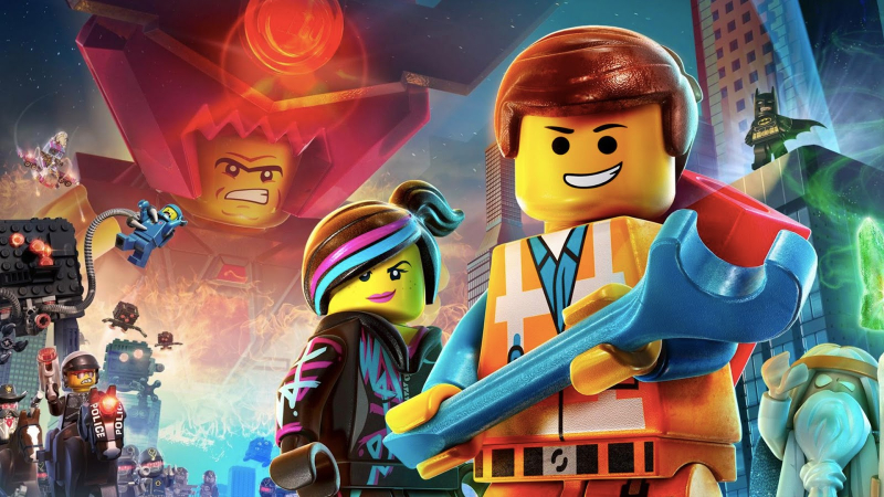 The LEGO Movie 2: The Second Part (8/2)