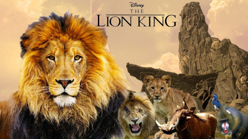 The Lion King (19/7)