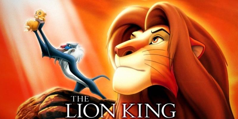 The Lion King - Vua sư tử