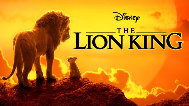 The Lion King (Vua Sư Tử) (2019): 1,656 tỷ USD