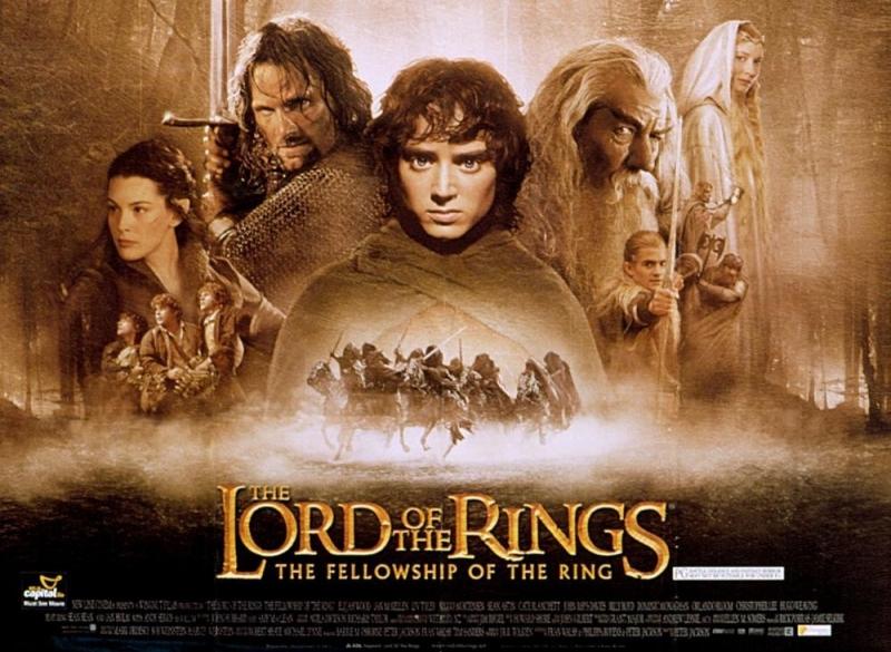 The Lord of the Rings: The Fellowship of the Ring (Chúa tể của những chiếc nhẫn - hiệp hội bảo vệ nhẫn)
