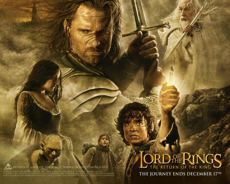 Phim The Lord of the Rings: The Return of the King