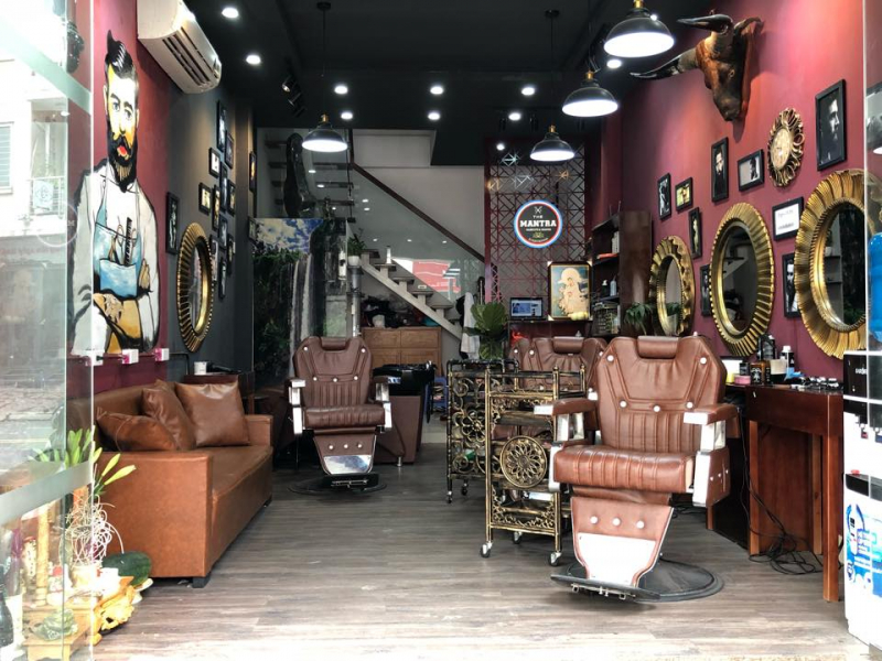 The Mantra Barbershop
