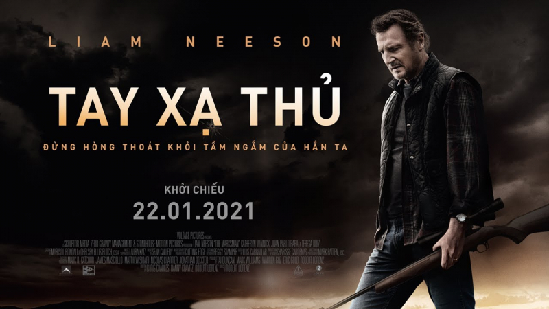 The Marksman - Tay Xạ Thủ