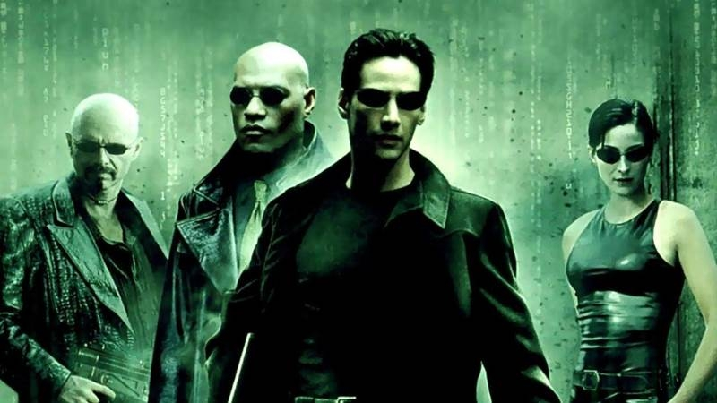 The Matrix – Ma trận